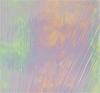 Tiffanyglas weiss iriseé opaq