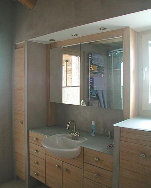 kalkputz bad trendy full size of innendesign badezimmer ein bad in kalkputz betonlook bad ideen. Black Bedroom Furniture Sets. Home Design Ideas