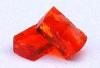 Smalten transparent orange Nr. TR 104
